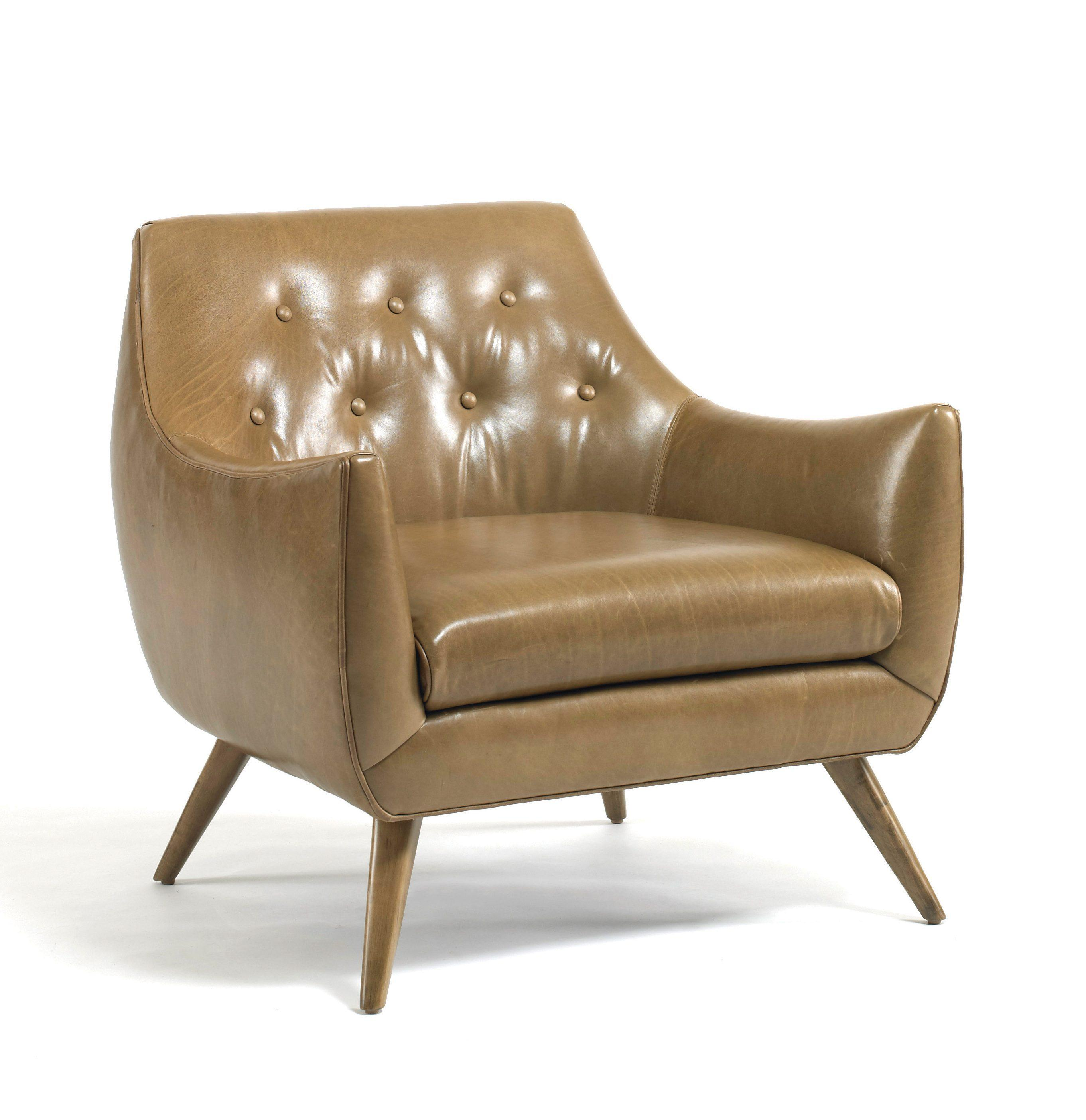 L4168 C1 Marley Leather Chair